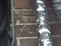 Image for Cut Bench Mark - Warwick Avenue, London, UK