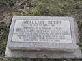 Image for Challis Bluff -- Atchison KS