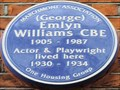 Image for Emlyn Williams - Marchmont Street, London, UK