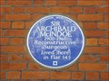 Image for Sir Archibald McIndoe - Draycott Avenue, London, UK