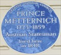 Image for Prince Metternich - Eaton Square, London, UK