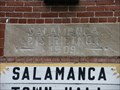 Image for 1909 Town of Salamanca, New York - Town Hall