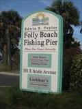 Image for Folly Beach Fishing Pier - Charleston, SC