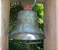Image for USS California ship's bell
