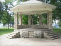 Image for Payson, Illinois.  Town Square Gazebo.