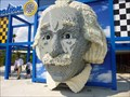 Image for PHYSICS: Albert Einstein 1921 - Legoland, Florida, USA.