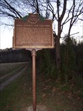 Image for Brick Church and Cemetery : Marker #2-58