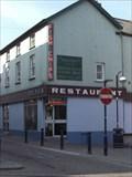 Image for Dolphin Restaurant, Great Darkgate Street, Aberytwyth, Ceredigion, Wales, UK