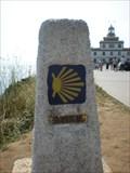 Image for borne 0.00km, Fistera,Spain