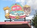 Image for Mr. D'z  Diner - Satellite Oddity - Kingman, Arizona, USA.