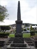 Image for Sir Richard Spencer obelisk -  Albany, Western Australia