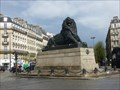 Image for Lion of Belfort - Paris, France