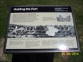 Image for Holding the Fort marker at Fort Sumter - Charleston, SC