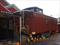 Image for NYC caboose #19682 at Old Red Mill Inn - Clarence, NY