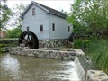 Image for Loranger Gristmill - Greenfield Village - Dearborn, Michigan, USA.
