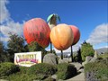 Image for Giant Fruit Sculpture - Cromwell, New Zealand