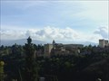 Image for The Alhambra from the Mirador de San Nicolas - Granada, Spain