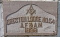 Image for 1939 - Masonic Lodge #54 - Creston, BC