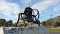 Image for Kettle Falls School Bell - Kettle Falls, WA