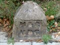 Image for The Maldens and Coombe Urban District Council, Boundary Marker, Old Malden, Surrrey UK