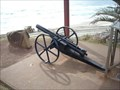 Image for Goal Point Cannon, Port Macquarie, NSW, Australia