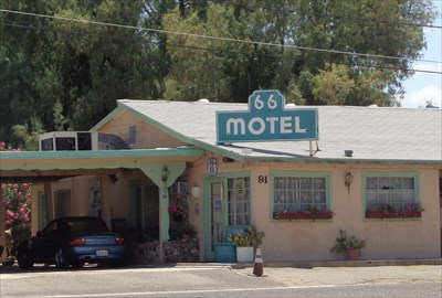 66 Motel - Needles
