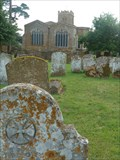 Image for Cemetery at the Church of St. Mary the Virgin - Great Brington, England