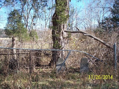 Abandoned First Carney Cemetery, by MountainWoods