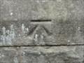 Image for Cut Benchmark, Holy Trinity Church, Clifton, Derbyshire.