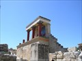 Image for The Palace of Minos at Knossos - Crete, Greece