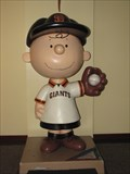 Image for Charlie Brown as a San Francisco Giant - San Francisco, California