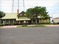 Image for Missouri-Kansas-Texas Company Railroad Station (Katy Depot) - Hillsboro, TX