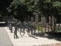 Image for  Valley Animal Science Building bike racks - UC Berkeley - Berkeley, CA