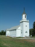 Image for Trinity Lutheran Church and Cemetery - Hazen, North Dakota