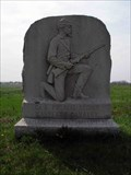 Image for Purnell Legion, Co. A, Maryland Cavalry Monument  - Gettysburg, PA