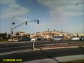 Image for Gas lines erupt at Riverside and Cirby -- Roseville CA