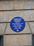 Image for Miriam Moses OBE JP London