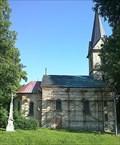 Image for Kostel svateho Vavrince v Anenske Studance / okres Usti nad Orlici, CZ