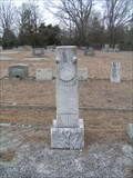 Image for James P. Harbin - Hodges Cemetery, Hodges, South Carolina