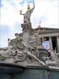 Image for Pallas Athene und Rampe  -  Vienna, Austria