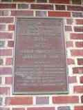 Image for Haddon Heights - Ebenezer Hopkins Home