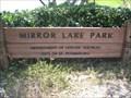Image for Mirror Lake Park - St Petersburg