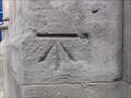 Image for 1GL Bolt and cut mark: Cathedral, Derby, Derbyshire