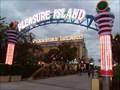 Image for Pleasure Island Arch, Downtown Disney, Florida