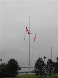 Image for Louisbourg Harbour Flagpole - Louisbourg, NS