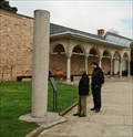 Image for Selim III's Target Column in Topkapi - Istanbul, Turkey