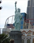 Image for New York New York Hotel & Casino Statue of Liberty - Las Vegas, NV