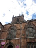 Image for Bell Tower, Church or St Peter and the Cross, The Cross, Chester, Cheshire, England, UK