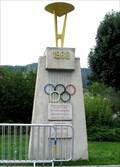 Image for Monument to the 1968 Winter Olympics - Villard-de-Lans, France