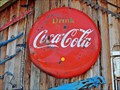 Image for Coca Cola Sign - Yahk, BC